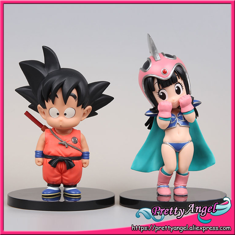 Japan Anime Original BANPRESTO DRAGONBALL COLLECTION Vol.3 Dragon Ball Toy Figures - Son Goku & Chi Chi powers the definitive hardcover collection vol 7