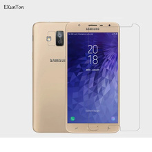 Matte Tempered Glass For Samsung Galaxy J1 J2 J3 J5 J7 J4 J6 J8 Prime Pro ACE 2018 2017 Anti Fingerprint Glass Screen Protector