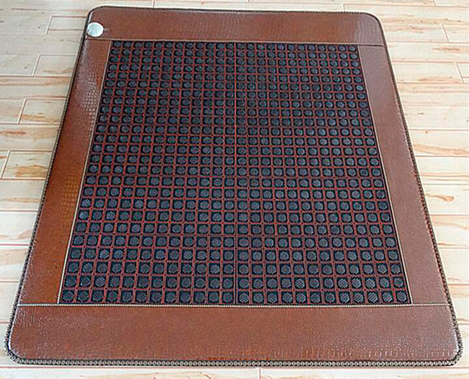 2016 natural heating Germanium Thermal Massage Cushion massage mattress health care 3 Size for You Choice 2016 most popular natural heating jade tourmaline mat thermal germanium cushion massage mattress health care 0 7x1 6m