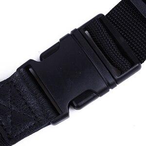 Image 5 - Nova walkie talkie bolso no peito pacote mochila Saco Titular aparelho de rádio para CP040 BF UV 5R 888 S rádios em dois sentidos GP340 carry case