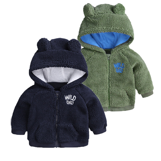ddccdbc34 2018 New style winter hoodies children coat cashmere baby girl ...