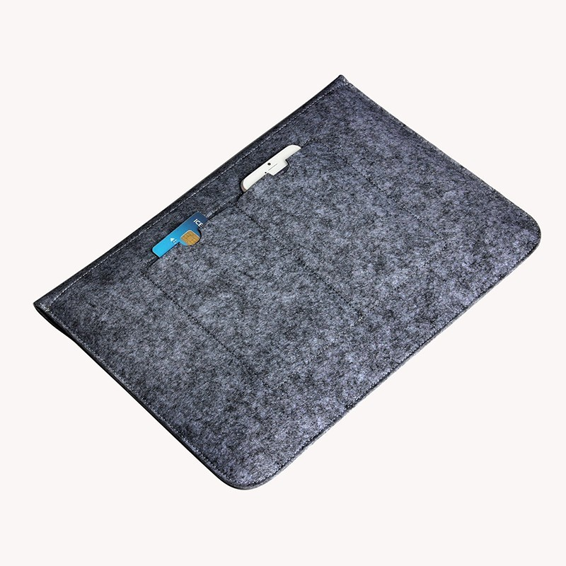 Image 4 - for MacBook Air 13.3 11.6 inch Liner Sleeve Ultra Ligth Cloth Bag Case for MacBook Pro 12 13 14 Retina 12 13 15.6 inch Sleeve-in Laptop Bags & Cases from Computer & Office