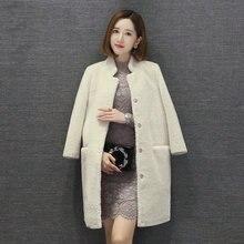 100% шерсть пальто мутон пальто женский пиджак Для женщин куртка Для женщин зимние куртки с натуральным мехом Для женщин Меховые пальто зима Азиатский размер