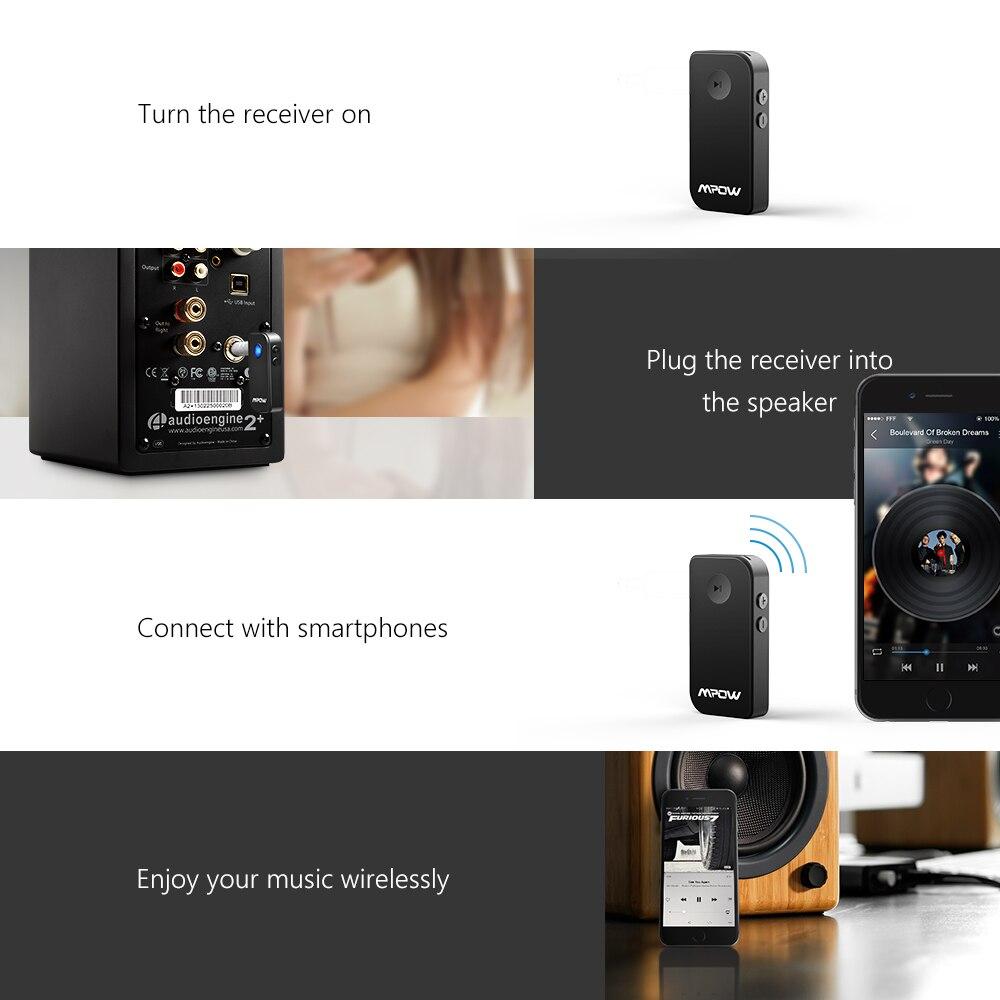 Mpow BH044 Bluetooth Receiver  (4)