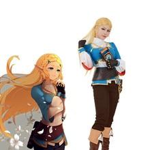 Wilden von Prinzessin Zelda