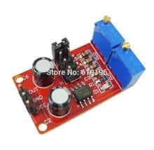 be10c30551a NE555 frecuencia de pulso ciclo de trabajo módulo ajustable generador de  señal de onda cuadrada Motor