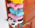 Free shipping 10PCs Child kids Baby Animal Cartoon Jammers Stop Door stopper holder lock Safety Guard Finger Protect