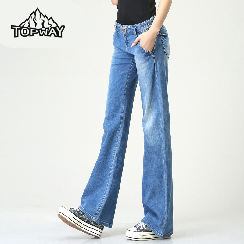 Online Get Cheap Bell Flare Jeans -Aliexpress.com   Alibaba Group