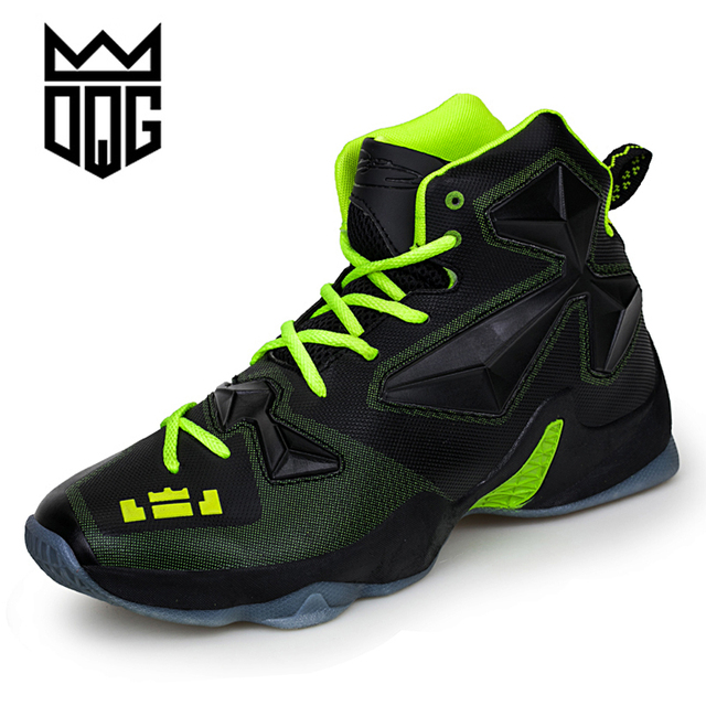 Aliexpress Com Buy Dqg Men Basketball Shoes Breathable Athletic