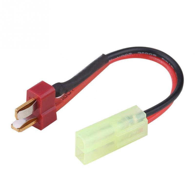 RC 9v Battery snap W// Futaba Servo Socket Connector 150mm RC LED Lights pp3