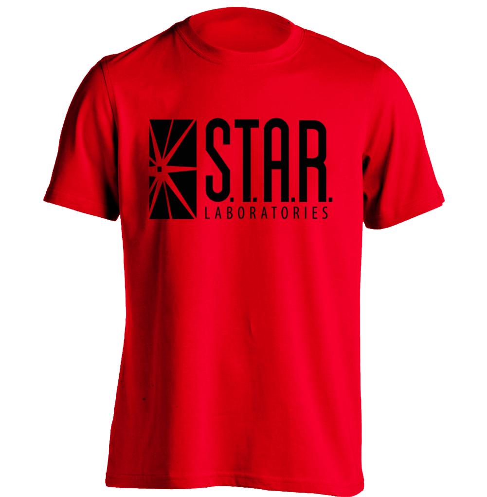 The Flash Star Labs Mens Womens Band T Shirts Rock T Shirt Design