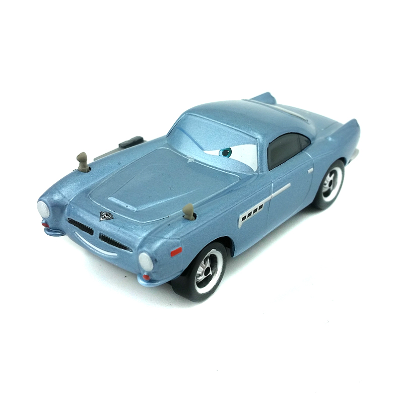 Disney Pixar Cars Finn Mcmissile With Weapon Metal Diecast Toy Car 1:55 Loose Brand New In Stock &