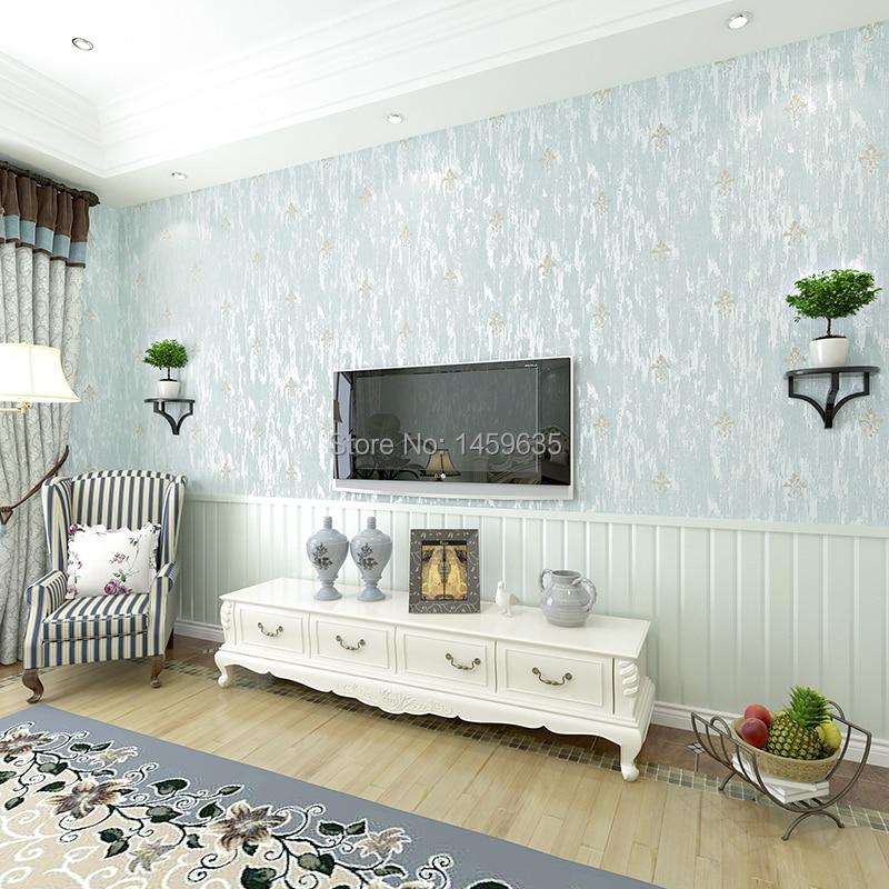 Behang voorbeelden slaapkamer for Woonkamer behang voorbeelden