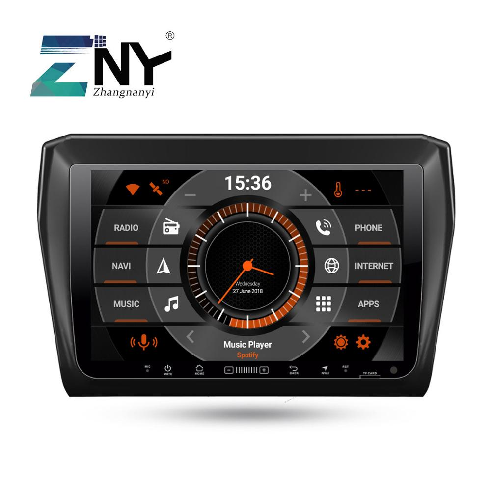 9 IPS In Dash 2 Din Android 9.0 Car Stereo GPS For Suzuki Swift 2017 2018 Radio FM WiFi Navi Audio Video Backup Camera No DVD9 IPS In Dash 2 Din Android 9.0 Car Stereo GPS For Suzuki Swift 2017 2018 Radio FM WiFi Navi Audio Video Backup Camera No DVD