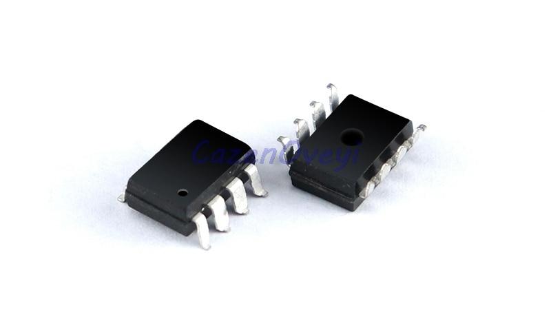10 pièces/lot HCPL3150 SOP-8 HCPL-3150 SOP A3150V A3150 3150V SOP-8 optocoupleur en Stock
