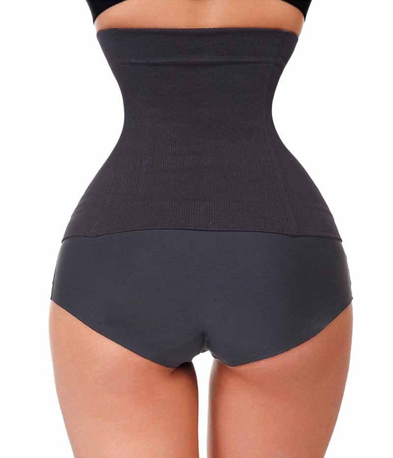 Seamless Super Stretch Waist Trainer Body Shaper Waist Cincher Tummy Control Belt Timmer Corset fajas fajas reductoras for Women
