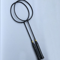 FREE Shipping 1 pc full black/white 100% carbon badminton rackets duora 10 frame badminton racquets 4U 82g