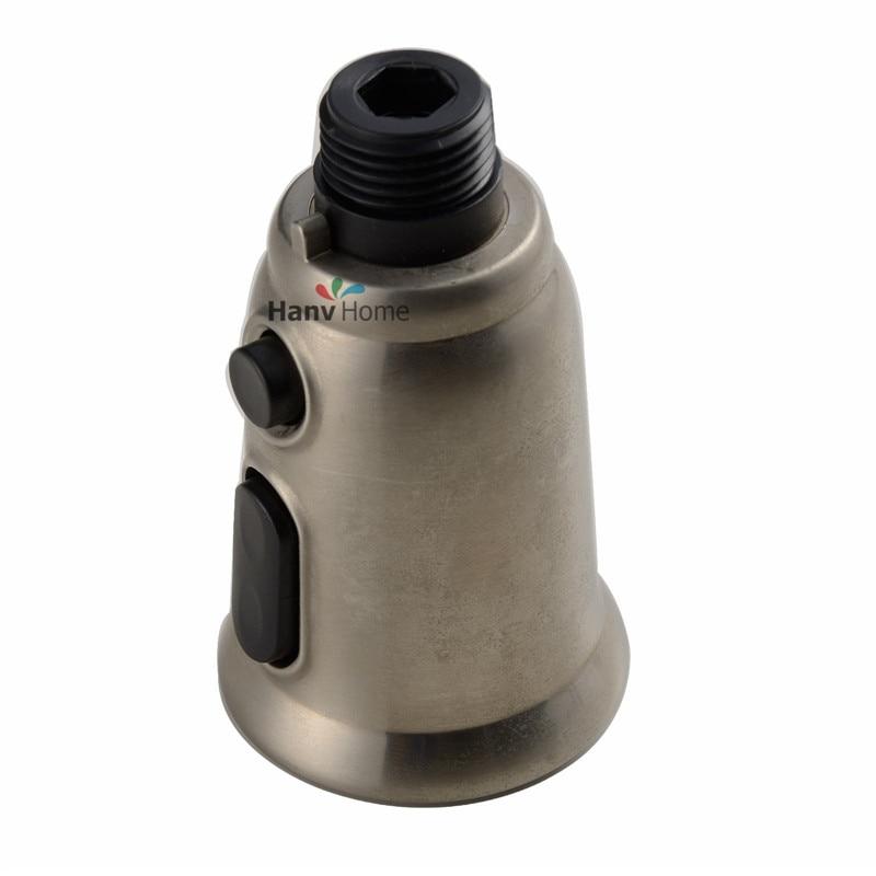 kitchen faucet head replacement parts