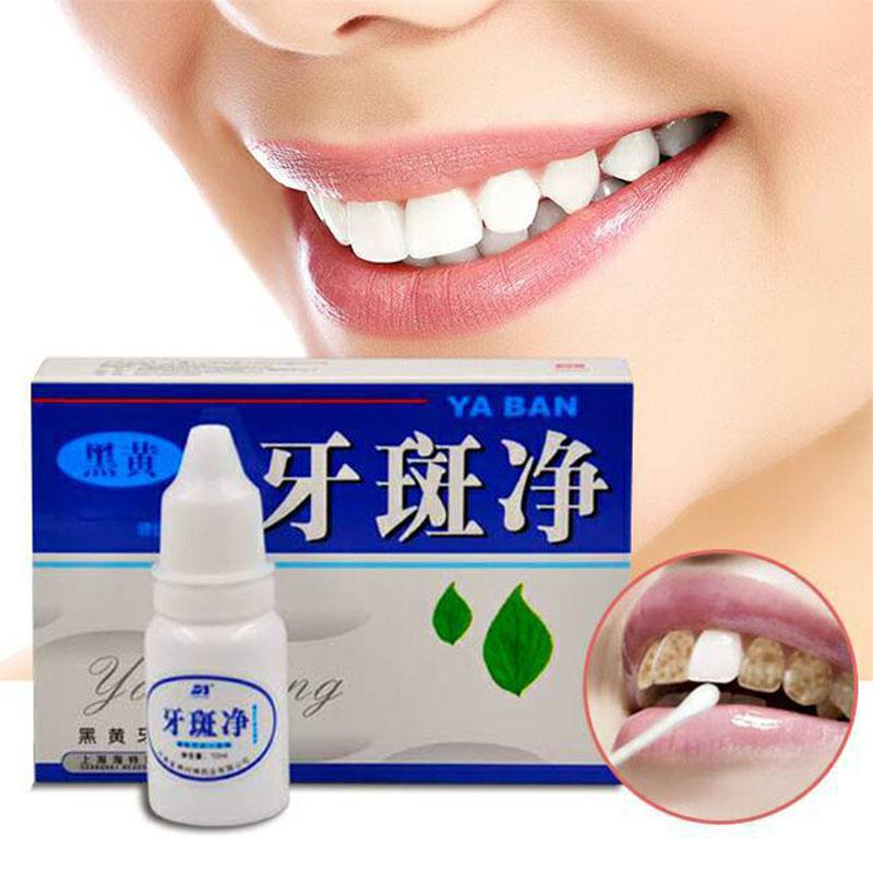 BellyLady 10ML 1 Bottle Teeth Whitening Liquid Hygiene Cleaning Teeth Care Whitening Water Remove Plaque Stains Tool