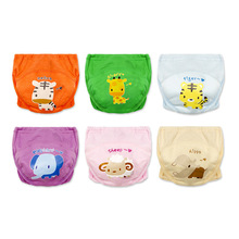 Children Study Pants Cartoon Baby Originality Urine Separation Training Underpants Flank Leggings Baby Cloth Diaper 118 перья серой утки wapsi gadwall barred flank