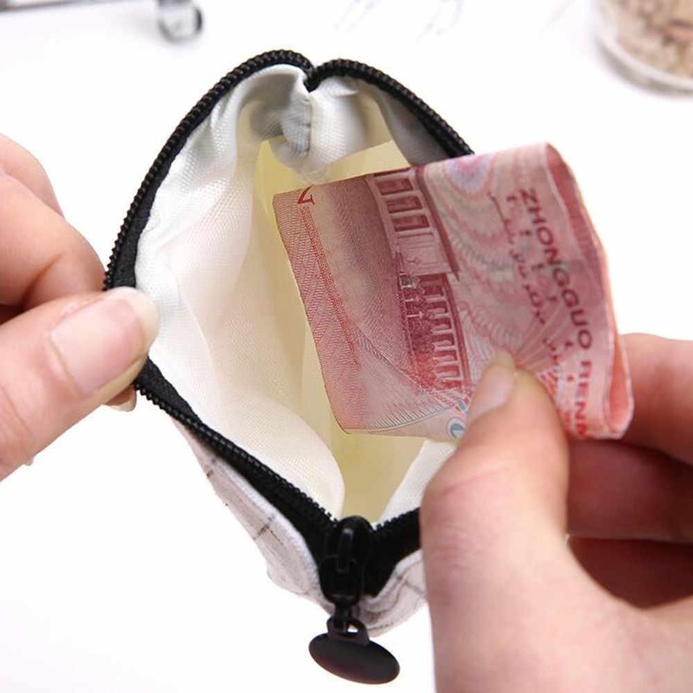 Xiniu נשים בנות חמוד אופנה חטיפים מטבע ארנק ארנק תיק שינוי פאוץ מפתח מחזיק portefeuille פאטאל fantaisie # A3