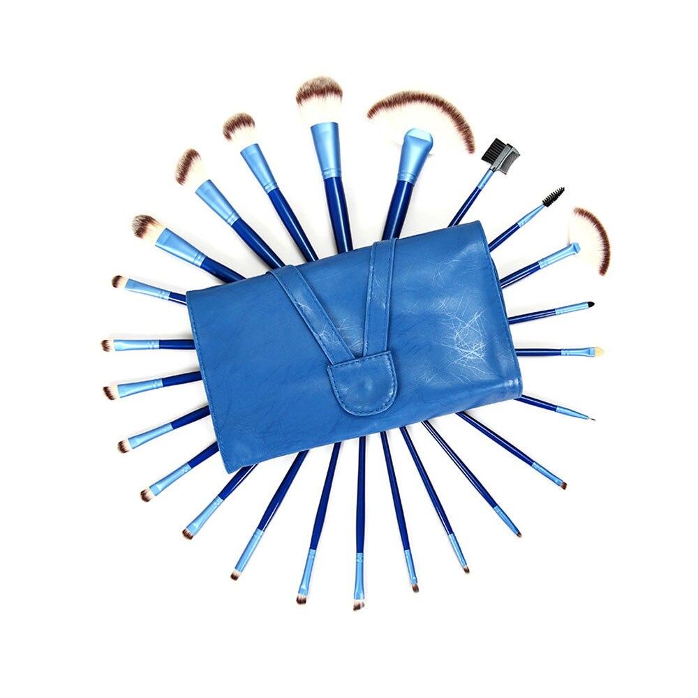 24 шт., набор профессиональных кистей для макияжа, набор кистей для макияжа, лучшее качество, Инструменты кабуки, pinceis de maquiagem - 3