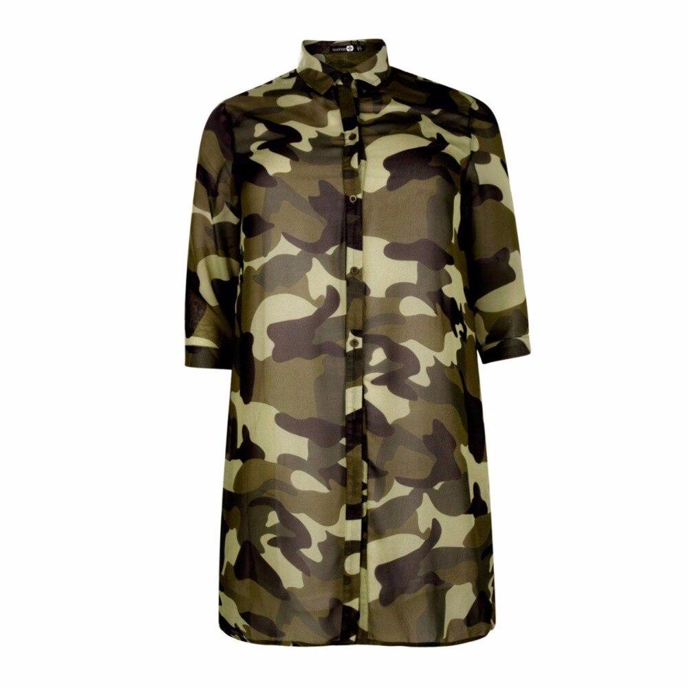 New Hot Plus Size Dress Women Summer Spring New Long Shirt Dress