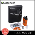 Original Kanger TOGO Mini 2.0 Kit 1.9ml Tank 1600mah Battery 4.0 Kit 3.8ml Atomizer with CLOCC Coil Head Electronic Cigarettes
