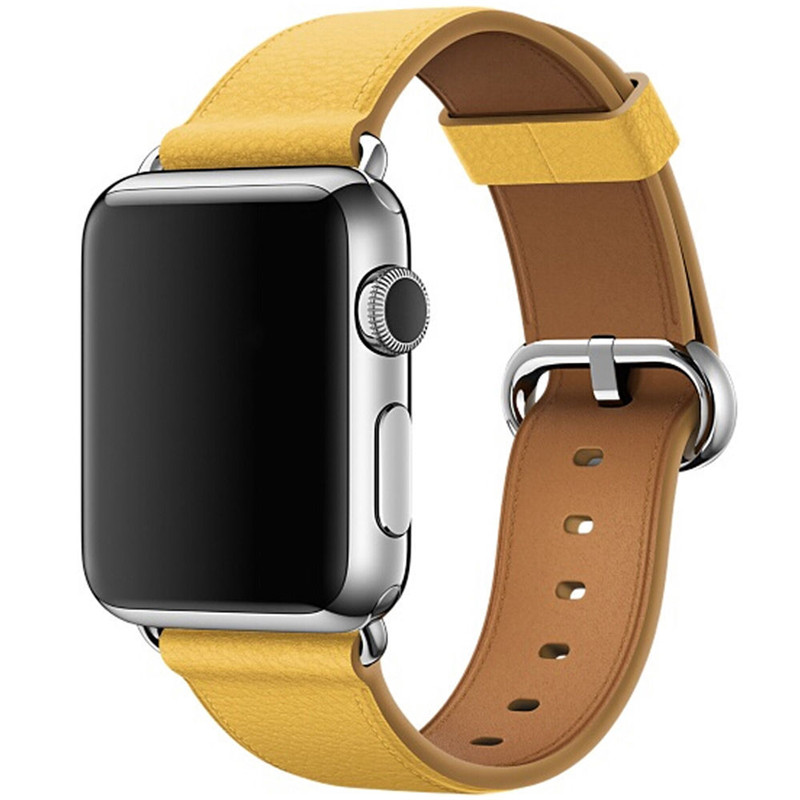 ASHEI Watchbands for Apple Watch Band 38m 42mm Single Tour Genuine Leather Wrist Strap for Apple iWatch Series 1/2/3 Wristbelt ashei watch replacement band for apple watch series 3 2 1 vintage genuine leather watchbands for iwatch strap sport and edition