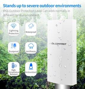 Image 3 - COMFAST CF 4G LTE Wireless AP Router Wifi Ad Alta Velocità Esterna Plug and Play 4G SIM Card Portatile Senza Fili router WiFi Extender CF E5