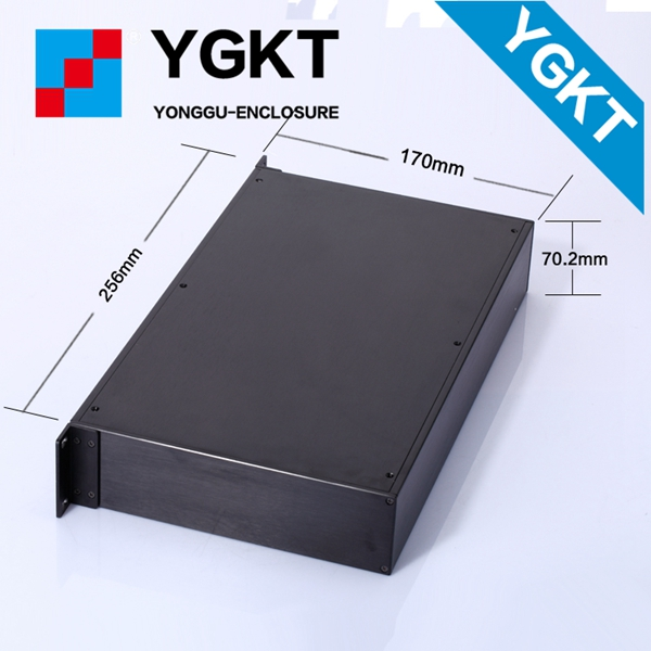256*70.2-N mm (W-H-L)good quality and high case use project box almunium enclosure/aluminum extrusion metal case купить