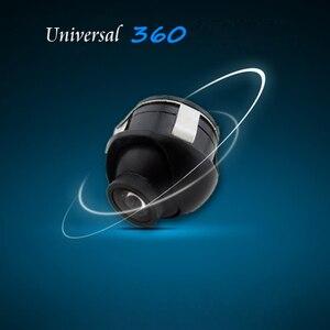 Image 5 - CCD HD gece görüş araba kamera ön/yan/sol/sağ/dikiz kamera 360 derece rotasyon evrensel araba ters geri görüş kamerası