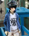 Синяя рубашка пальто Для BJD SD10/SD13/SD16/DD/DY 1/3 Куклы Аксессуары