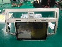 OTOJETA GPS navigation Car android 8.0 Octa core 4Gb ram 32gb rom radio player for toyota Avalon 2008 2010 auto stereo carplay