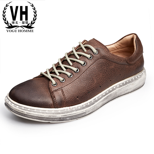 Chaussures automne Beauqueen marron Casual homme 8CaUi