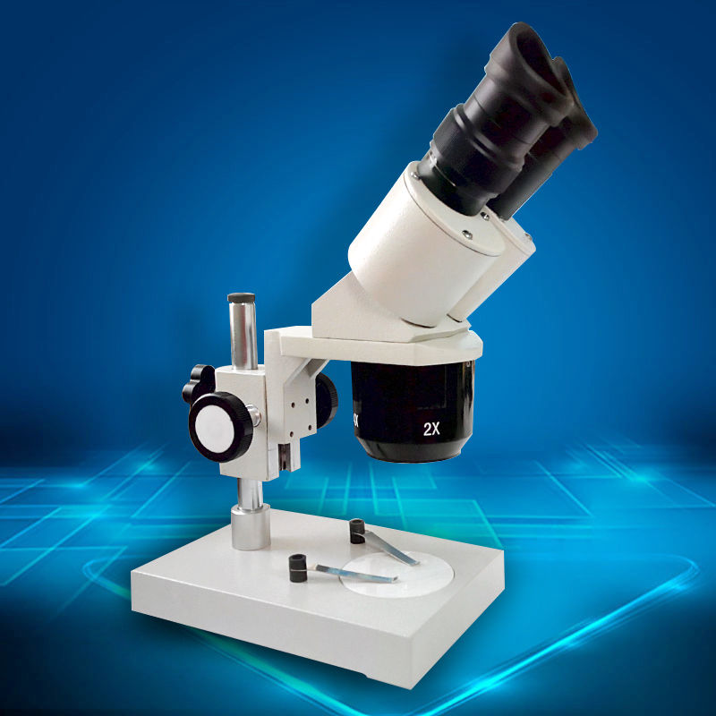 где купить 20x-40x Industrial Binocular Stereo Microscope Repair Tool for Mobile Phone Clock Repairing and PCB Inspection по лучшей цене