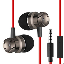 100 Original In Ear Earphone headset for mobile phones Earpods MP3 Stereo Bass Earbuds with 3