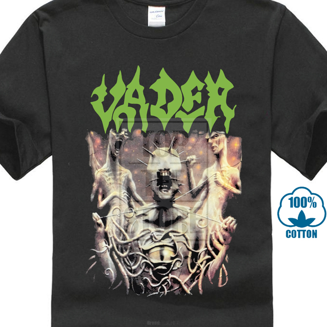 Vader Band De Profundis 1995 Album Cover T Shirt In T Shirts From