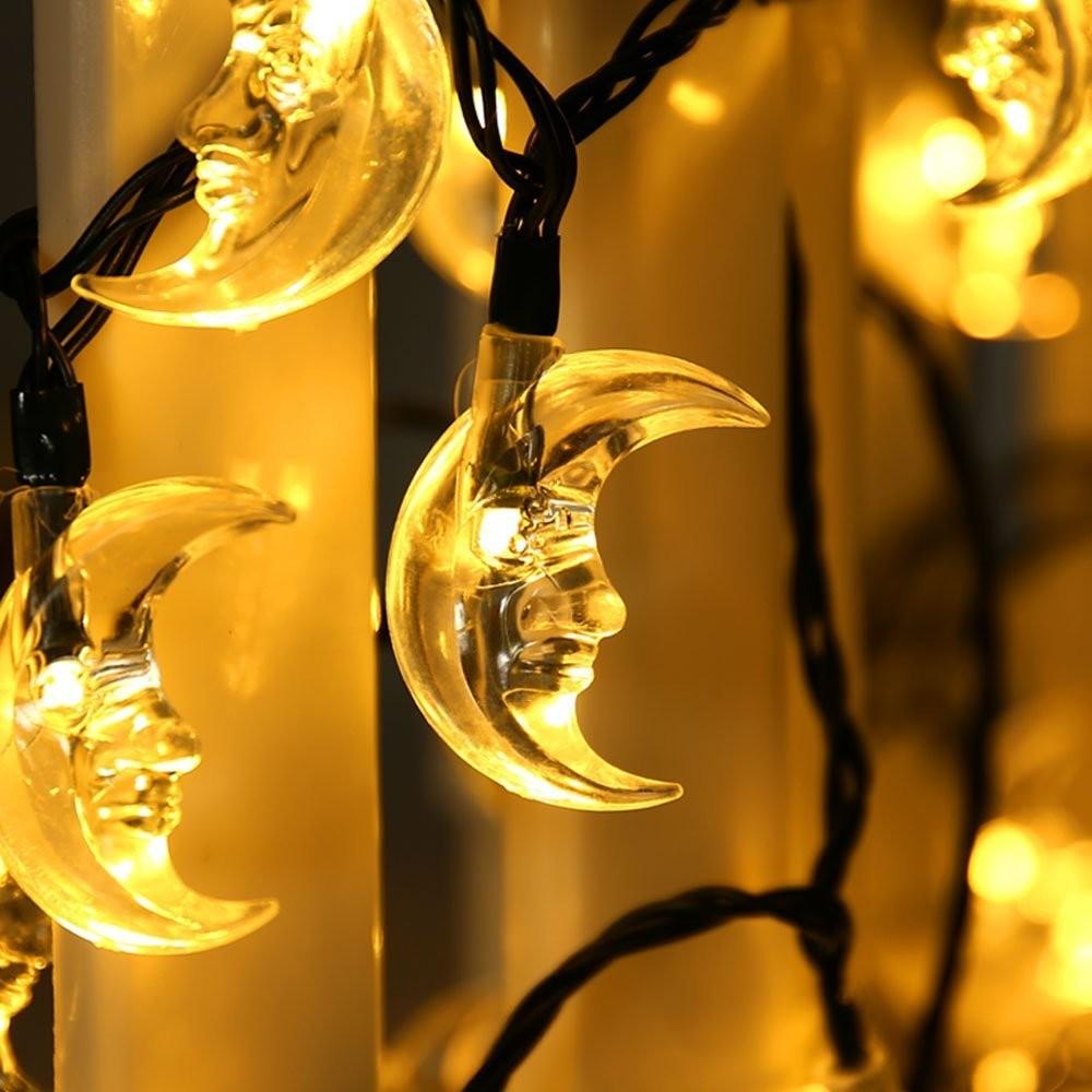 Solar Powered LED String Lights (6)