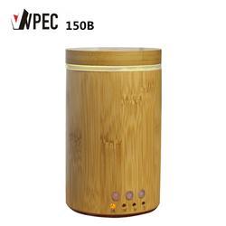 VVPEC 150ml prawdziwy bambusowy aromatyczny nawilżacz i dyfuzor do domowego biura