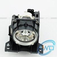מכירות חמות AWO DT00871 CPX807LAMP מנורת מקרן התחליף HITACHI X615/X705/X807 עם דיור