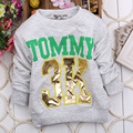 2015 Spring Baby Boys Children Kid's Long Sleeve Casual T-shirts Tops S1278