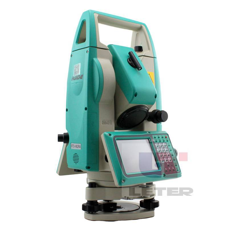 RTS-862RA Smart Color Total Station Reflectorless Total Station