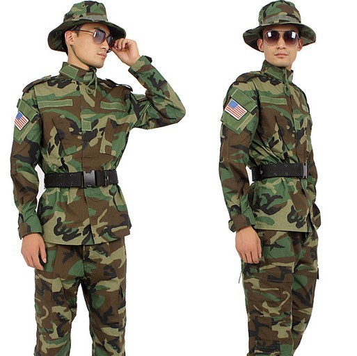 Army Soldier Clothes