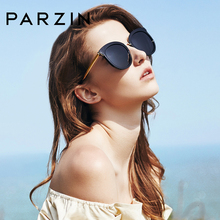 PARZIN Sunglasses Women Polarized Coating Mirror Lens TR90 Lightweight Frame Luxury Brand Feminine Sun Glasses