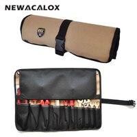Tools Bag 10 Pocket Socket 600D Nylon Oxford Tool Roll Pouch Electric Tools Handbag