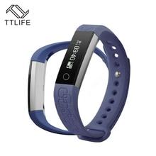 1 шт. TTLIFE бренд мужчины женщины спорта на открытом воздухе Смарт-браслеты фитнес трекер Bluetooth SmartBand Шагомер Смарт Браслет