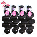 Queen Hair Products New arrival Cheap Malaysian Body Wave 100% Malaysian Virgin Hair Malaysian Hair Extensions 4bundles DHL Free