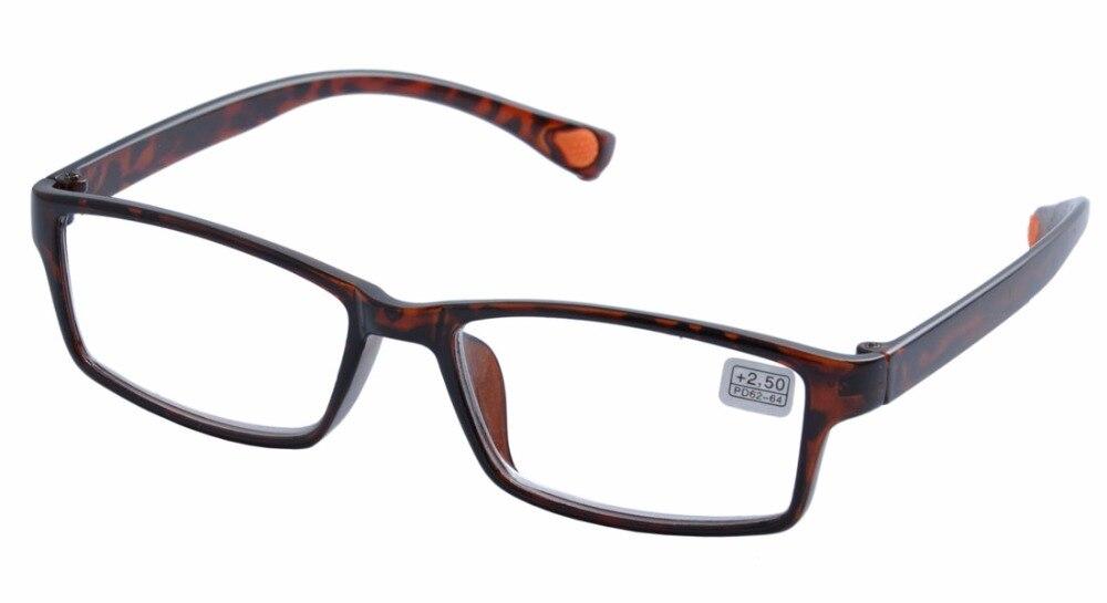 DeDing computador Unisex óculos de leitura + 1.0 + 1.5 + 2.0 + 2.5 + 3.0 + 3.5 + 4.0 computador e anti óculos de leitura azul DD1192-antiblu