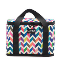 Sanne Brand Camouflage Cooler Bag Ice Lunch Bags Thermal Lunch Bag Picnic Cooler Bags Insulated for Beach